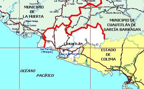 Cihuatl n gobierno del estado de jalisco for Villas que fundo nuno de guzman