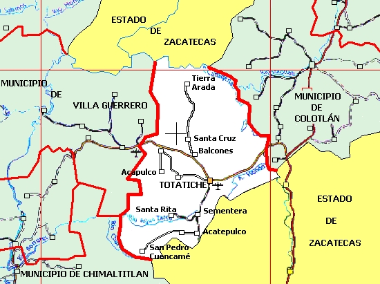 Totatiche gobierno del estado de jalisco for Villas que fundo nuno beltran de guzman en el occidente de mexico